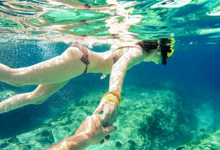 snorkelling activities mallorca